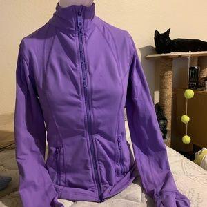 Purple Columbia Active/Sport Jacket
